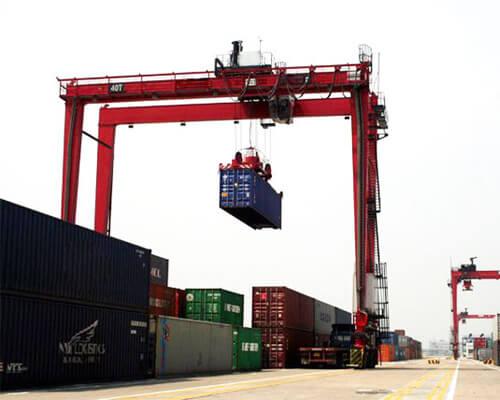 RTG Container Crane