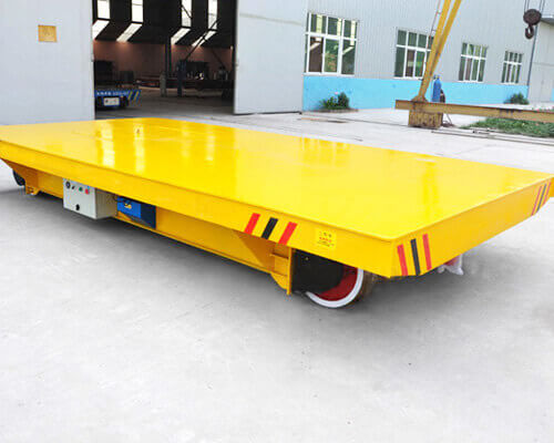 Battery Flat Cart Supplier