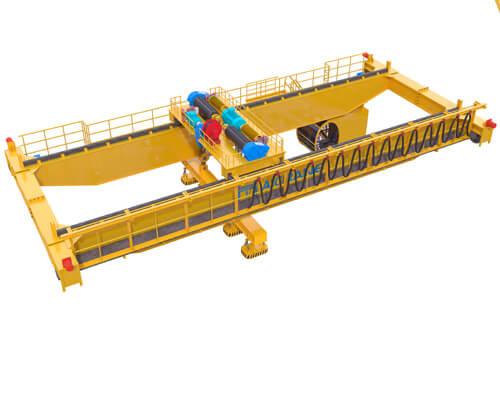 Double Girder Overhead Crane Manufacturer