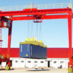 Rubber Tyred Gantry Crane