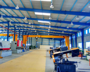 Steel Structure Factory for Sale