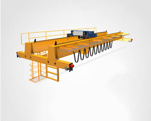 AQ-NLH European Type Hoist Bridge Crane Supplier