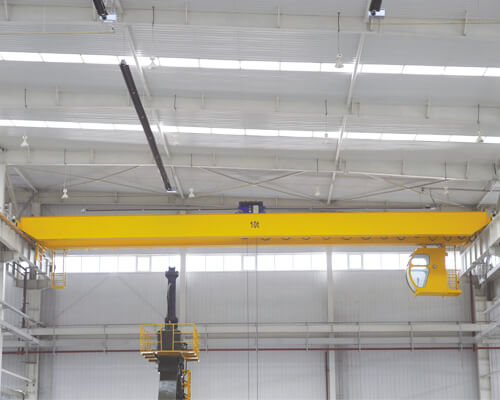 European Type Double Girder Crane Sales