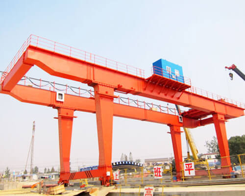 U Type Double Girder Gantry Crane For Sale