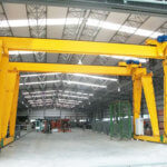 Indoor Gantry Crane
