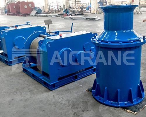 5 Ton Electric Winches