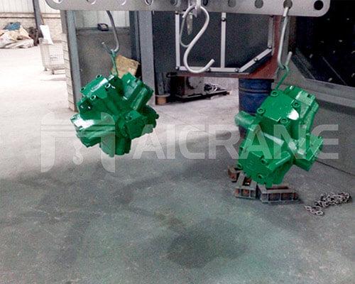 Hydraulic Winch Parts