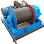 Slow Speed Winch