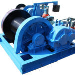 30 Ton Electric Winch