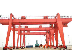 A Frame 40 Ton Gantry Crane For Sale