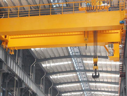 European Type Double Girder Overhead Crane Supplier