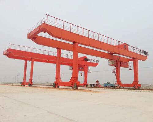 U Type Double Girder Gantry Crane Price