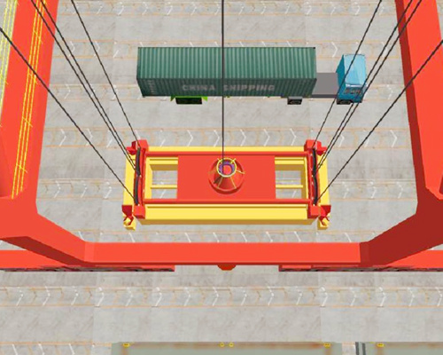 Container Gantry Crane Parts