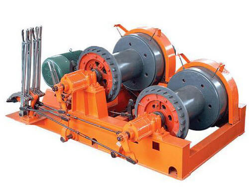 Electric Piling Winch Manufacturer
