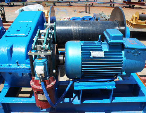 Fast Speed Electric Winch Price