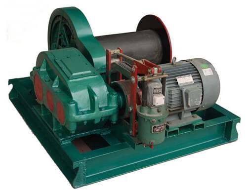 Fast Speed Electric Winch for sale