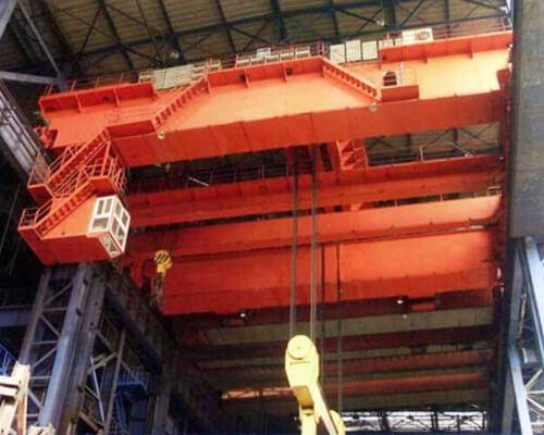 Overhead Crane for Foundry
