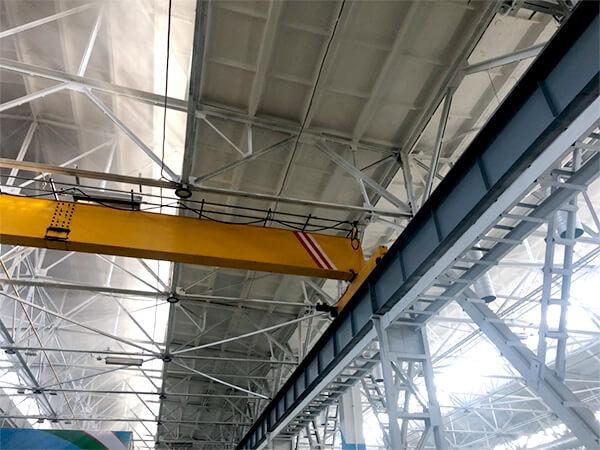 European Type Overhead Crane