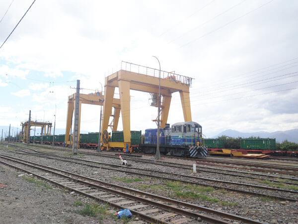 Gantry Crane for Rail Terminal
