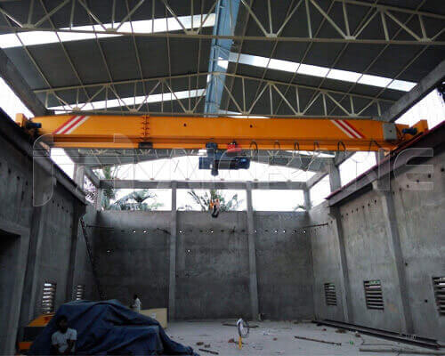 Single Girder Industrial Overhead Crane Price