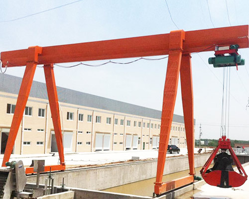 Single Girder Cantilever Gantry Crane for Sale