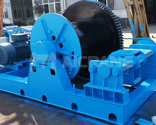 30 Ton Tug Winch for Sale