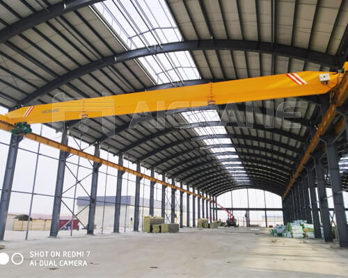 LD 10 Ton Overhead Crane Price