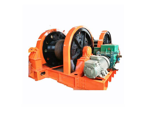 Mine Winch Price