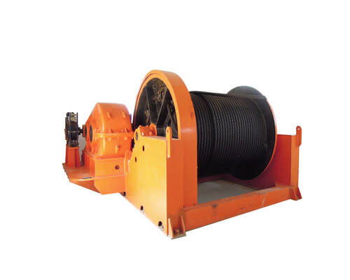 Mining Winch for Sale