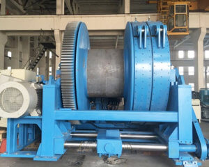 Electric Towing Winch Manufacturer