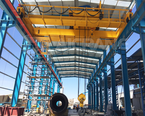 China Overhead Crane for Sale