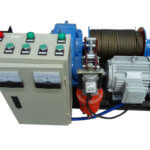 Electric Wire Rope Winch