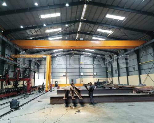 NLH Overhead Crane 10 Ton