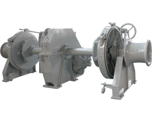 Hydraulic Anchor Windlass Manufacturer