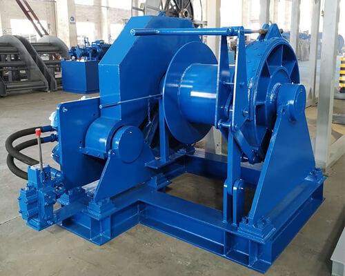 Hydraulic Mooring Winch Price