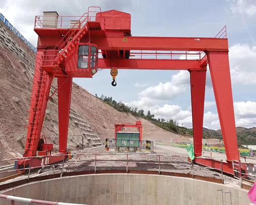 Gantry Crane 20 Ton