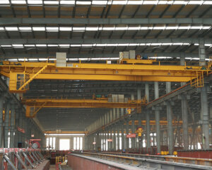 AQ-QD 30 Ton Overhead Crane for Sale