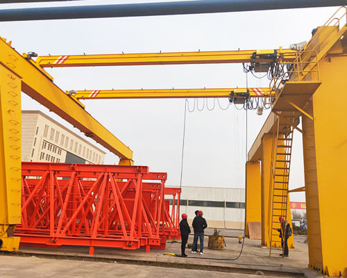 AQ-HD European Type 2t Overhead Crane for Sale