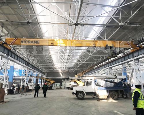 AQ-HD European Type Bridge Crane