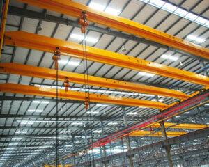 AQ-LD 2 Ton Overhead Crane for Sale