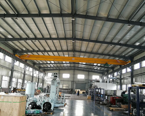AQ-LD 5 Ton Overhead Crane for Sale