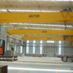 40 Ton Overhead Crane