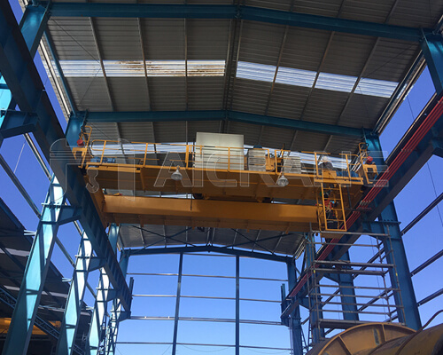AQ-QD 50 Ton Overhead Crane for Sale