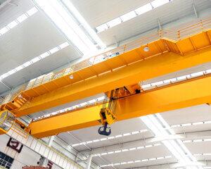 AQ-QDX 100 Ton Bridge Crane for Sale