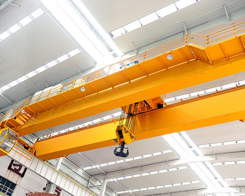 AQ-QDX 100 Ton Bridge Crane for Sale