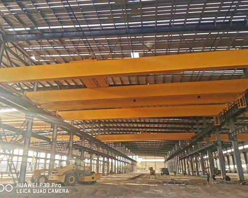 AQ-QDX European Standard 50 Ton Bridge Crane Price