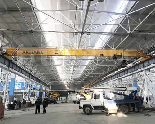 AQ-HD European Type Overhead Crane for Sale