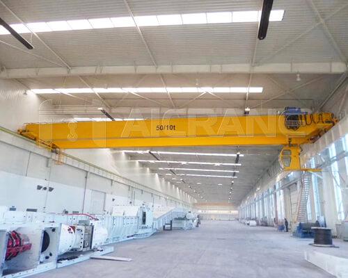 AQ-NLH European Standard Bridge Crane Manufacturer
