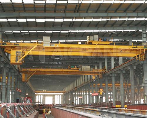 AQ-QD Double Girder Hook Overhead Crane Sales