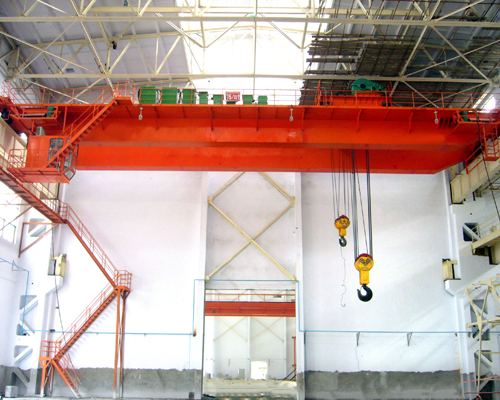 Double Girder Explosion Proof Crane for Sale